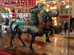 Bushnell Park Carousel