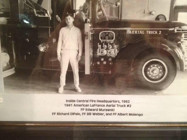 American Lafrance Aerial Truck 1941