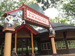 Carousel in Bushnell Park