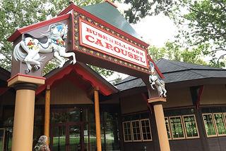The Bushnell Park Carousel, Hartford's Historic Treasure