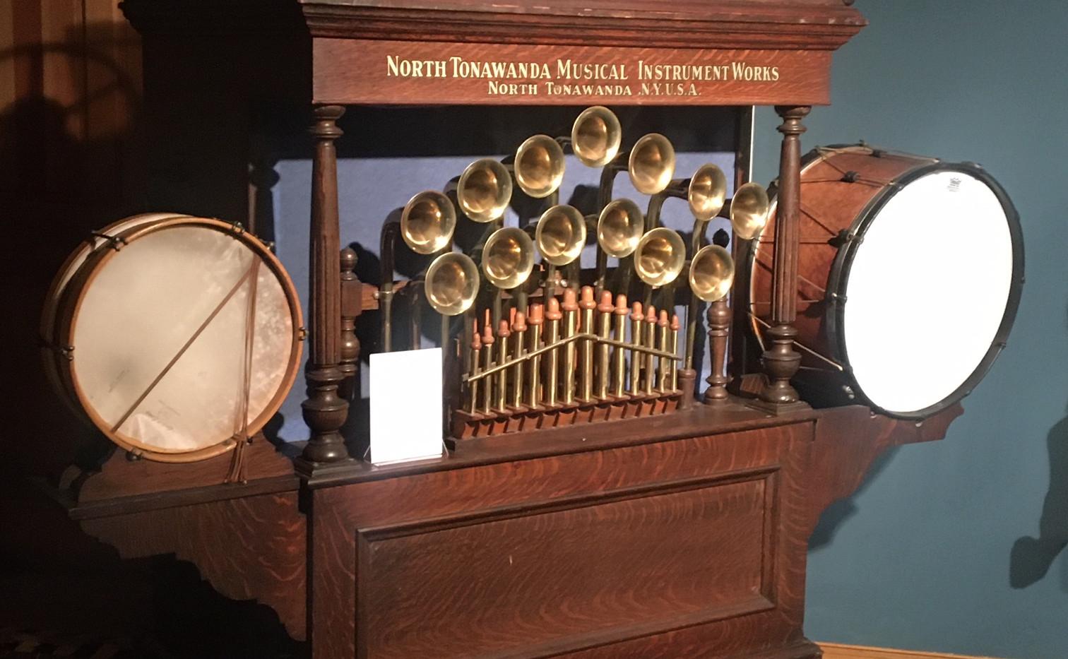 North Tonnawanda Band organ.JPG