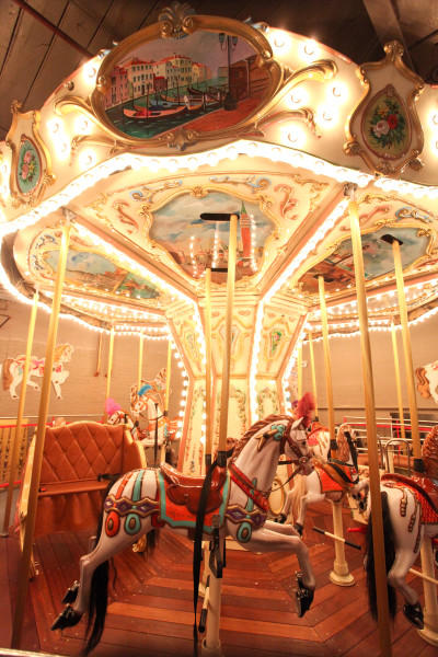 Carousel rides at your special event