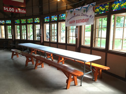 Pavilion Party Station