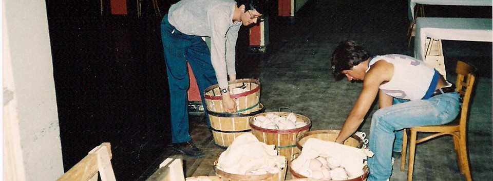 getting out coffee cups 4 croc '83.jpg