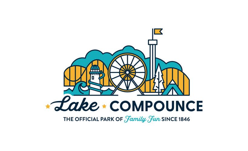 Lake Compounce New Logo