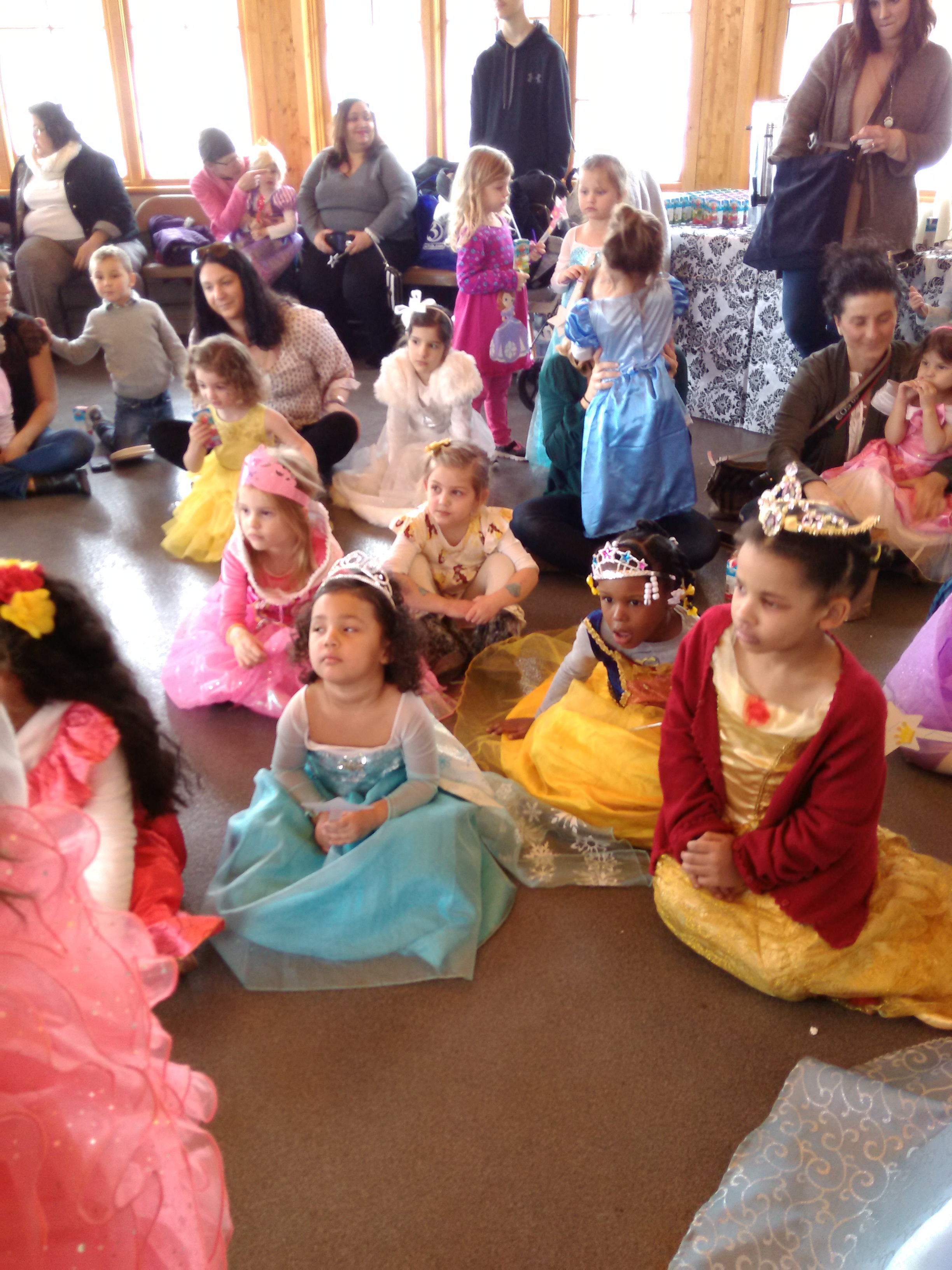 Princess Birthday parties