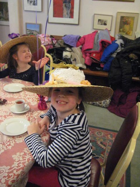 Carousel Museum Victorian Tea Party Birthday