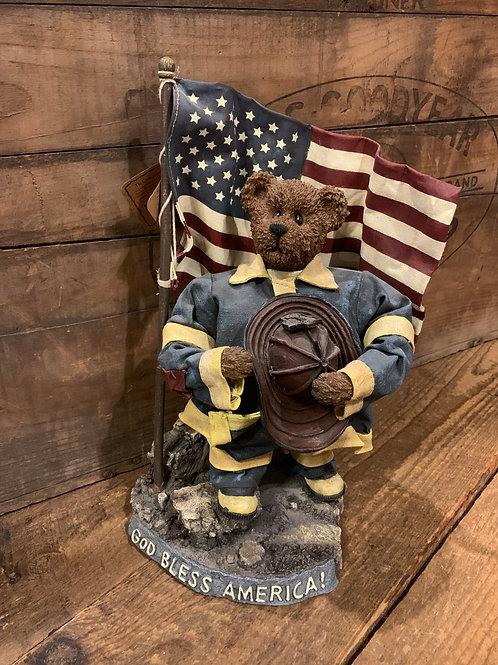 Boyds Bears  Firefighter