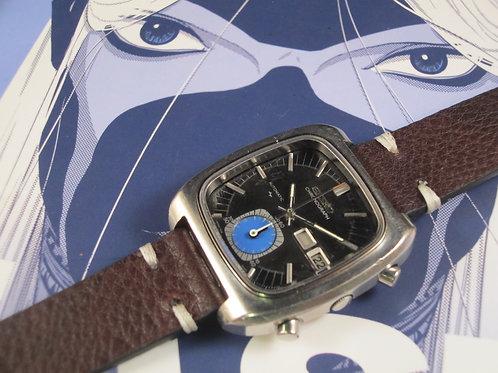 """1974 Seiko 7016-5011 """"Monaco"""" Chronograph"""