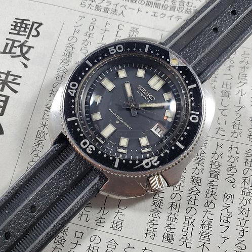 "1971 Seiko 6105-8110 ""Captain Willard"" Automatic Dive Watch"