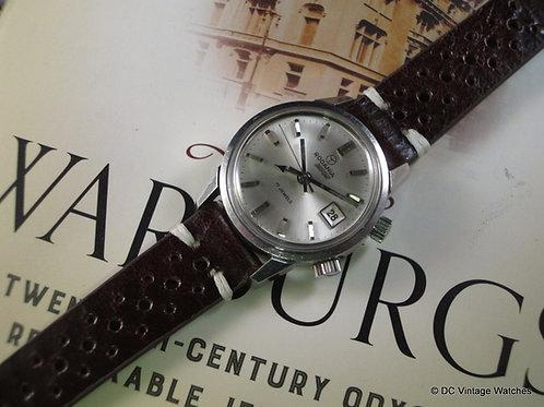 1960s Rodania Datofonic Alarm Ref. 1897 Mechanical Watch
