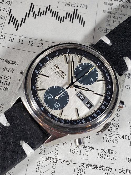 "1973 Seiko 6138-8020 ""Panda"" Automatic Chronograph"