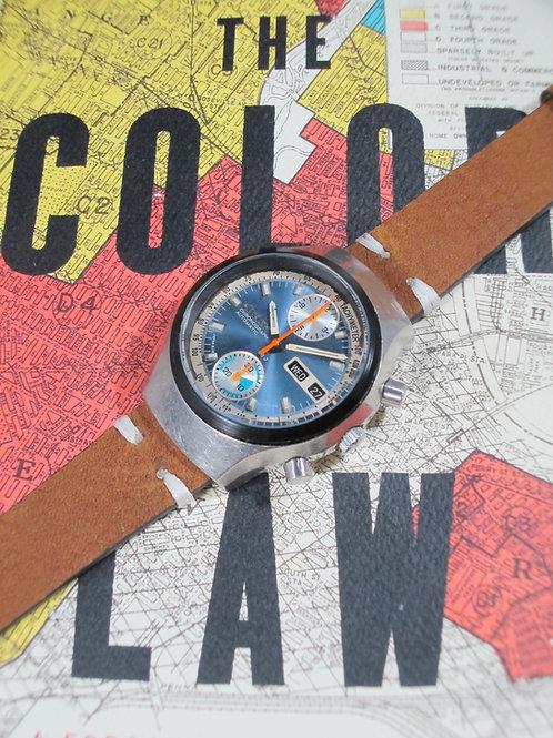 1970a Citizen 8110 Challenge Timer Chronograph