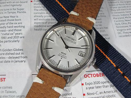 1972 King Seiko 5625-7040 Chronometer Hi-Beat Automatic