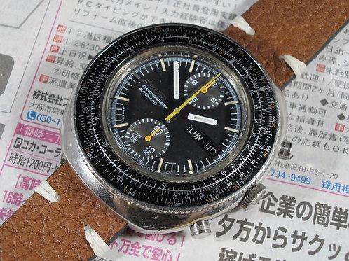 1972 Seiko 6138-7000 Calculator Automatic Chronograph
