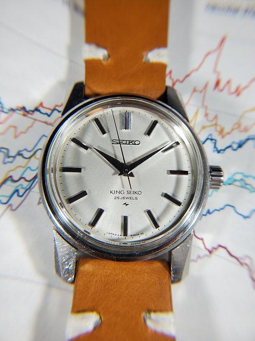 1968 King Seiko 44-9990 Manual Wind Watch