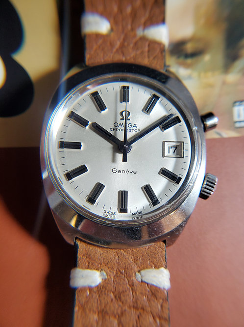 1969 Omega Ref. 146.009 Chronostop Manual-Wind Calibre 865 Mechanical Watch