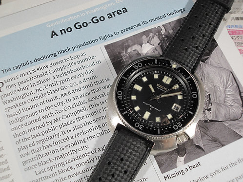 "1976 Seiko 6105-8119 ""Captain Willard"" Automatic Dive Watch"