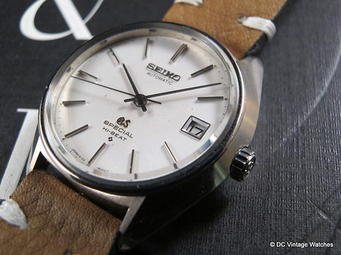 "Hi-Beat 1971 Grand Seiko 6155-8000 ""Special"" Automatic Watch"