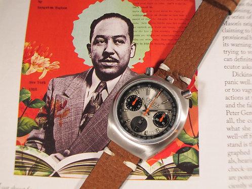 1980 Citizen 8110 Challenge Timer Bullhead Chronograph