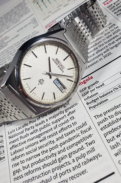 1978 Grand Quartz 9943-8030 Dress Watch