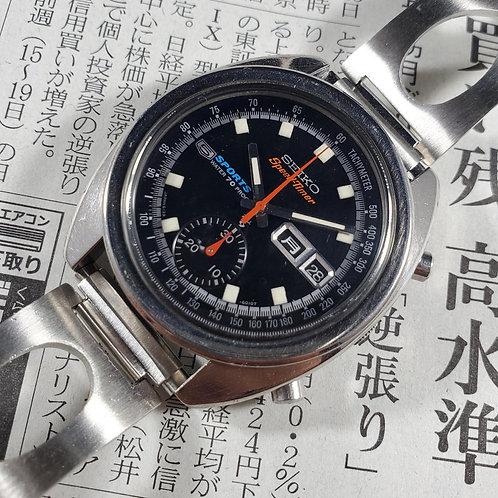 "1970 Seiko 6139-6010 JDM SpeedTimer ""Bruce Lee"" Chronograph"