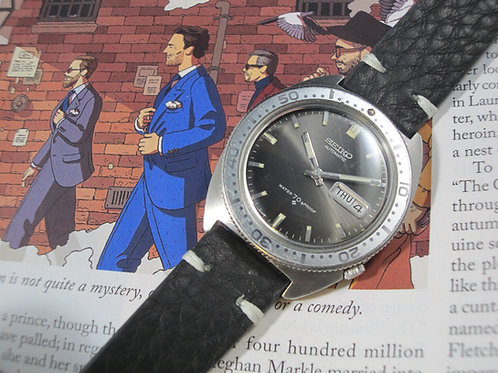 1968 Seiko 6106-8100 Proof/Proof Automatic Sport Diver