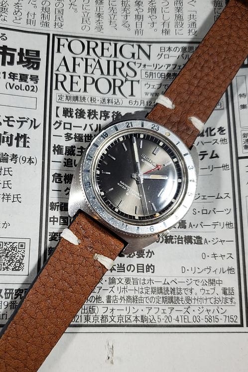 1968 Seiko 6117-8000 Navigator Timer GMT Automatic