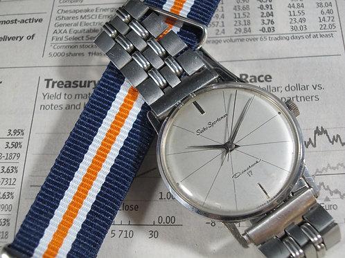 1961 Seiko Sportsman 15019E Manual Watch
