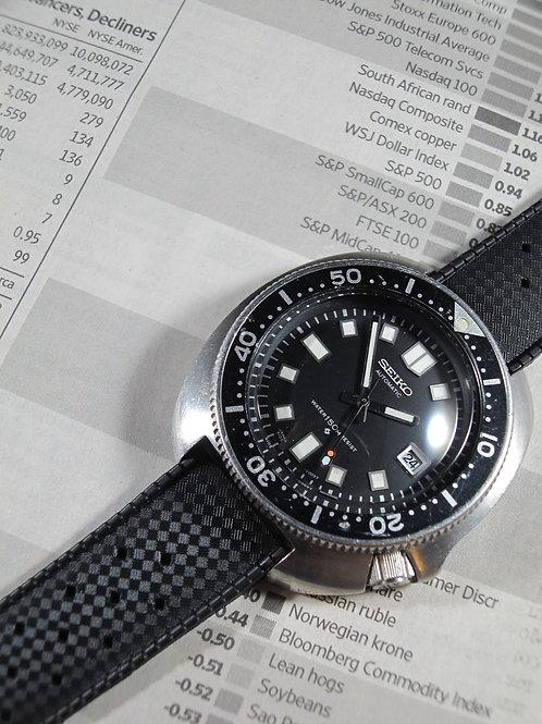 "1975 Seiko 6105-8110 JDM ""Captain Willard"" Automatic Dive Watch"