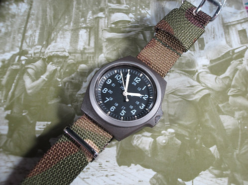 Mid-1980s MIL-W-46374C Stocker & Yale US Military-Issued Watch