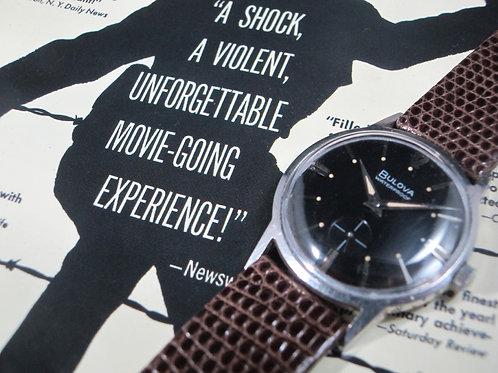 1950's Bulova Small Seconds Mechanical Watch