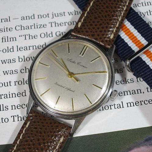 1950's Seiko Cronos J15010 Mechanical Watch