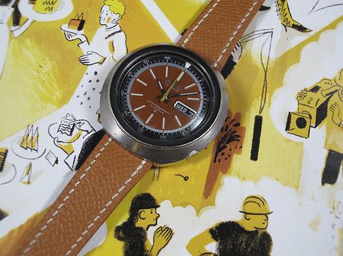 "1971 Seiko 6106-6439 ""Saucer"" Automatic Sports Diver"