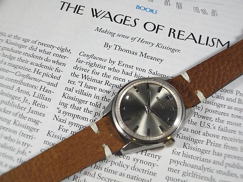 1972 Seiko 66-7100-P Mechanical Wind Dress Watch