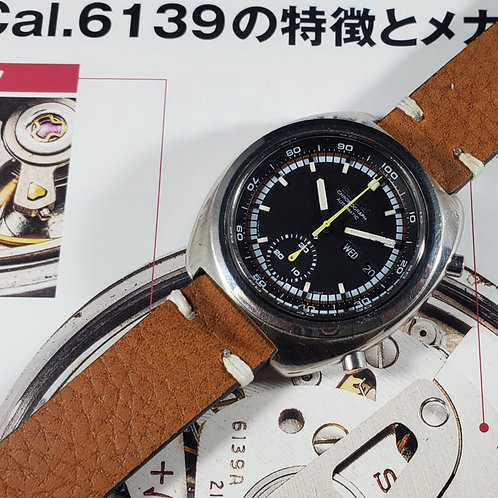 1973 Seiko 6139-7002 Automatic Chronograph