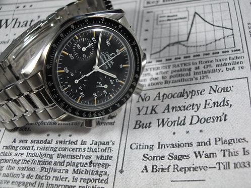 "1991 Omega Speedmaster Ref. 3510.50 ""Reduced"" Automatic Chronograph"