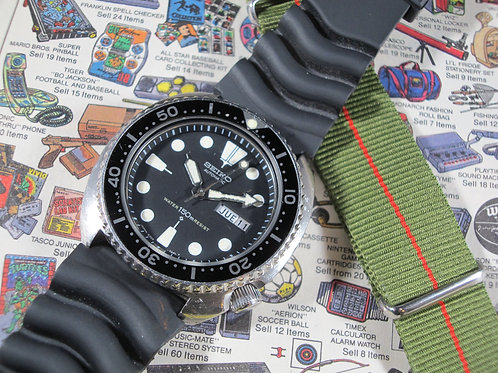 1980 Seiko 6309-7049 Automatic Dive Watch