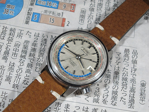 1964 Seiko 6217-7000 GMT Automatic