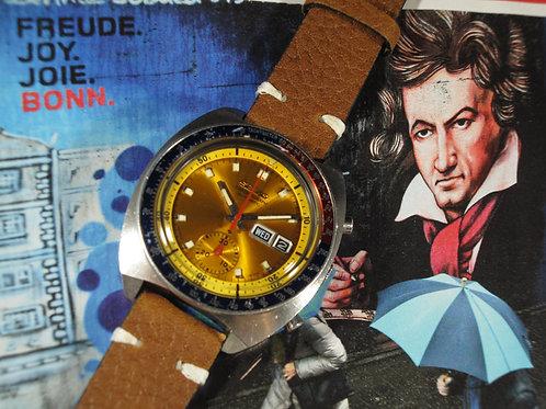 "1977 Seiko 6139-6002 ""Colonel Pogue"" Automatic Chronograph"