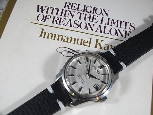 1966 King Seiko 4402-8000 Manual Wind Watch