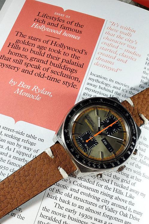 "1976 Seiko 6138-0030 ""Champagne Kakume"" Automatic Chronograph"
