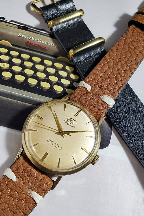 1950's Enicar Ultrasonic Manual-Winding Watch