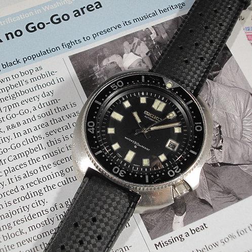 "1976 Seiko 6105-8119 ""Captain Willard"" Automatic Dive Watch"