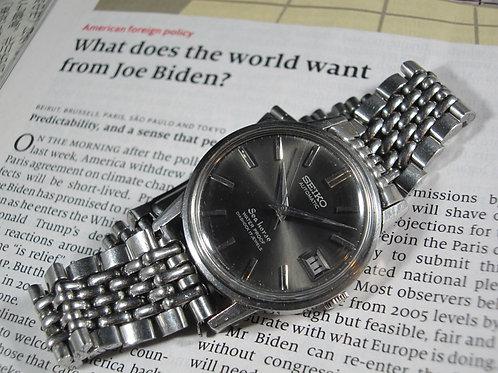 1967 Seiko 7625-8031 Seahorse Automatic Dress Watch