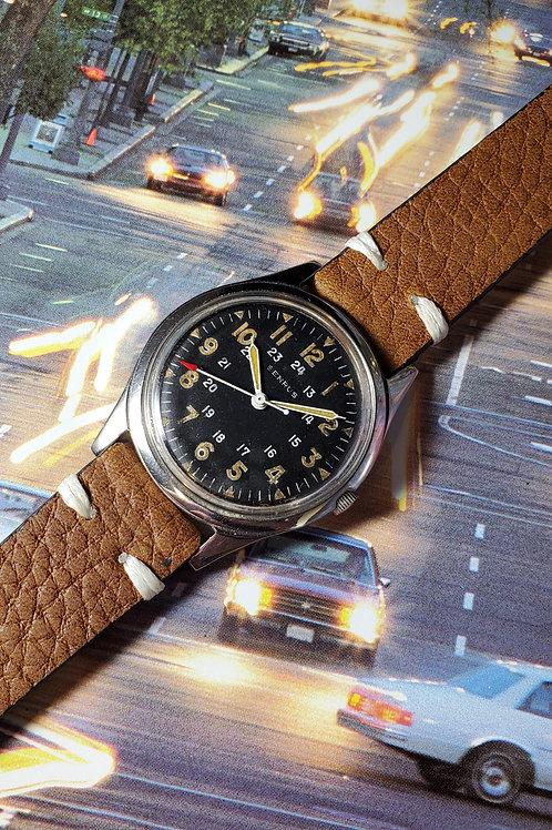 """1960s Benrus Ref. 3061 Steve McQueen """"Bullitt"""" Mechanical Watch"""