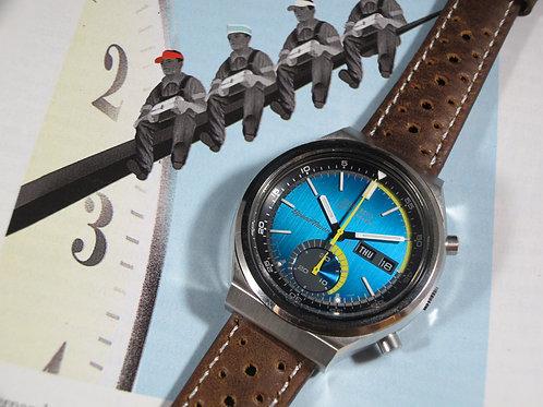 New Old Stock JDM 1972 Seiko SpeedTimer 6139-7060 Automatic Chronograph