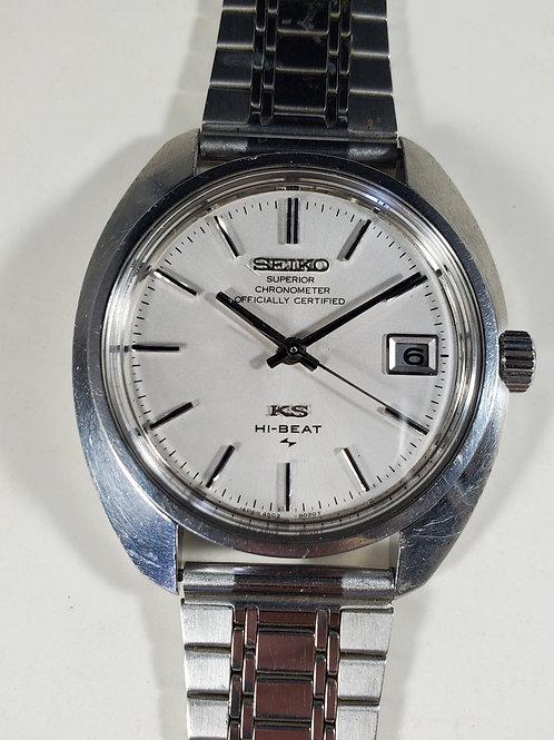 1969 King Seiko 4502-8010 Mechanical Chronometer