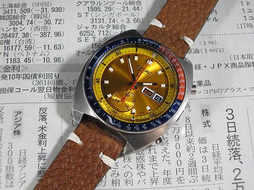 "1972 Seiko 6139-6005 ""Colonel Pogue"" Automatic Chronograph"
