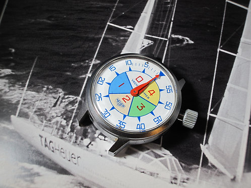 1972 Heuer Ref. 503.512 Manual Regatta Yacht Timer